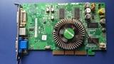 Grafica AGP Nvidia FX5200 256Mb - foto