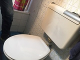 fontanero reparación de desagües - foto
