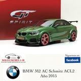 1:18 BMW M2 AC Schnitzer ACL2 Coupé 2015 - foto