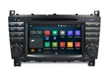 Pantalla android mercedes clase C W203 - foto