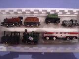 Diversas locomotoras escala n - foto