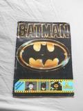 Álbum de Batman de la película de 1989 - foto