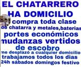 COMPRO CHATARRA Y RECOJO EN DESTINO - foto