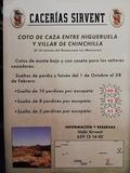 Coto de caza higueruela-villar. - foto