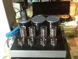 Amplificador de válvulas 45w estéreo - foto