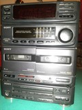 Minicadena Sony - foto