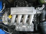Motor Clio sport 182 - foto