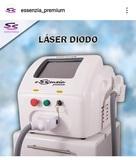 Láser diodo fibra óptica - foto