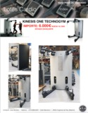 Kinesis one technogym, gimnasio - foto