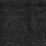 Mallas de sombreo negra - foto