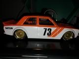 DATZUN 510 1973 ESCALA 1 /24 - foto