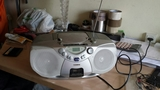 Radio casset philips - foto