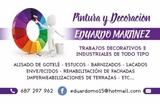 pintura y decoracion eduardo martinez - foto
