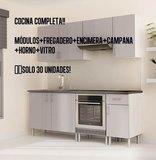 MIL ANUNCIOS.COM - Completo. Muebles de cocina completo en ...
