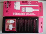 CABLE PARA IPHONE 4,  IPOD,  IPAD.  - foto