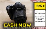 Nikon d3000 + grip meike mk-d60 - foto