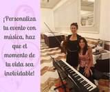 DÚO DE VIOLÍN Y PIANO.  YEMAYÁ - foto