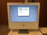 iMac blanco - foto