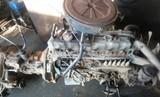 Motor nissan  patrol sd33 - foto