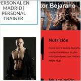 entrenador nutricion - foto