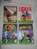 Vendo 4 albumes de cromos fútbol años 90 - foto