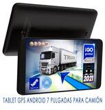 Tablet 7 con gps igo primo+sigyc truck - foto