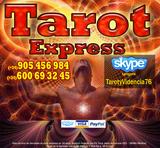 tarot EXPRESS  rapidez y eficiencia - foto