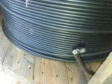 Bobinas cable fibra optica - foto