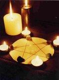 Alta magia ritual. amarres de amor. - foto