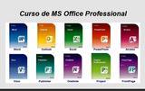 CURSO DE MS OFFICE DESDE 20 A 60 HORAS - foto