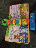 cuentos musicales fisher price - foto