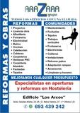 REFORMAS Y URGENCIAS - foto