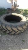 rueda tractor agricola - foto