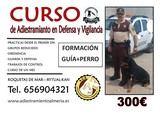 ADIESTRAMIENTO EN GUARDA Y DEFENSA - foto