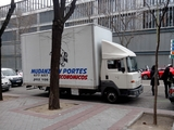 alquiler camion 120 +conductor - foto