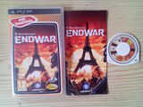 Tom Clancy\'s - Endwar - PSP Completo - foto