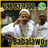 OriyeAye el gran babalawo. Amarres - foto