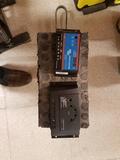Reguladores de placas solares - foto