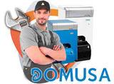 Técnico de caldera Domusa - foto