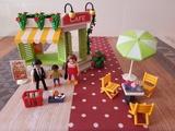 playmobil 5129 - cafetería - foto