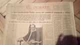 Periódico El Debate - foto