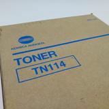 Toner tn114 konica minolta color negro - foto