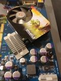 Tarjeta gráfica Nvidia GT 6600 agp - foto