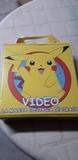 la maleta eléctrica de pikachu - foto