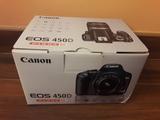 Kit Canon EOS 450D + 18-55 IS - foto