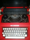 Máquina de escribir LETTERA 40 - foto