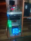 Torre PC Metacrilato - foto