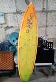 TABLA SURF DE 1988 RAQUETA SIN ESTRENAR - foto