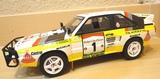 Audi quattro sport gr.b 1:18 - foto
