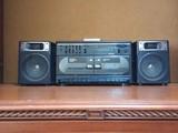 Radio Cassette Sanyo Mw 172L Doble - foto